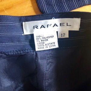 RAFAEL Skirts - Rafael two piece suite with skirt